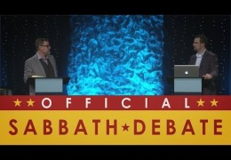 Official Sabbath Debate-Jim Staley vs Chris Rosebrough
