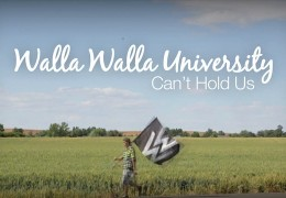 Can't Hold Us – Walla Walla U
