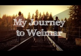 My Journey to Weimar